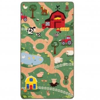 Oriental Weavers Playtime Playmat City and Farm